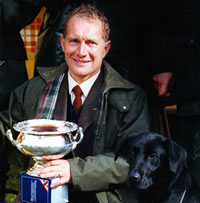 Leadburn Gundogs champion